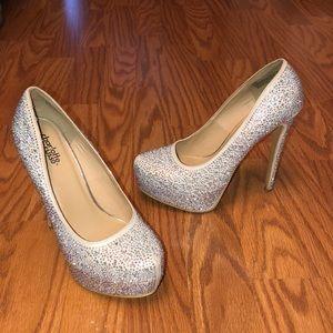 Cinderella Sparkly Heel